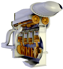 Intelligent cutaway illustration 3